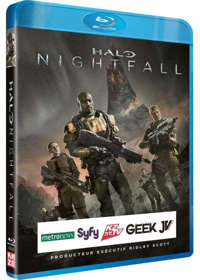 Halo : Nightfall - Blu-ray
