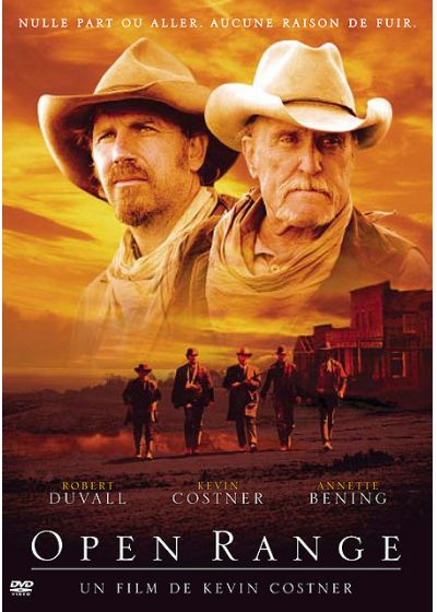 Open Range (Édition Simple) - DVD