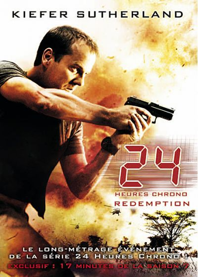 24 heures chrono - Redemption - DVD