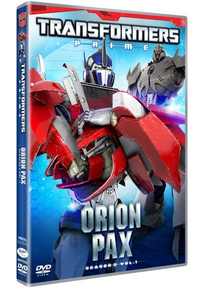 Transformers Prime - Saison 2, Vol. 1 : Orion Pax - DVD
