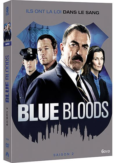 Blue Bloods - Saison 2 - DVD