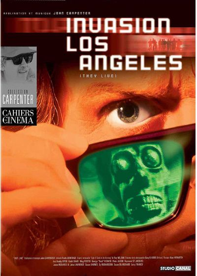 Invasion Los Angeles (Édition Collector) - DVD