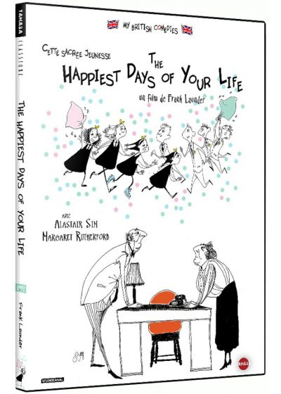 The Happiest Days of Your Life (Cette sacrée jeunesse) - DVD
