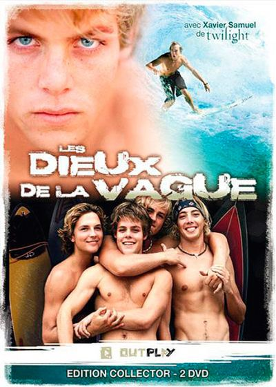 Les Dieux de la vague (Édition Collector) - DVD