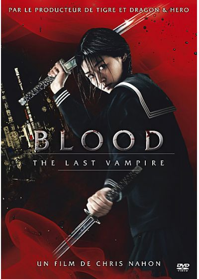 Blood - The Last Vampire - DVD