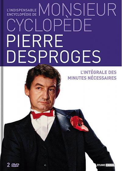 Pierre Desproges - L'indispensable encyclopédie de Monsieur Cyclopède - DVD