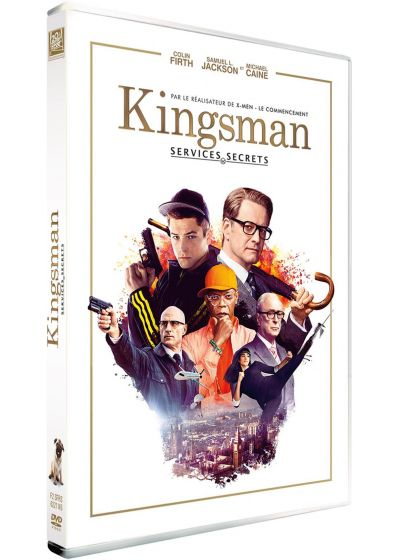 Kingsman : Services secrets - DVD