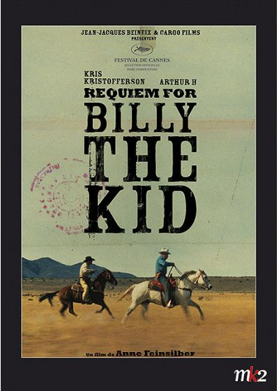 Requiem for Billy the Kid - DVD