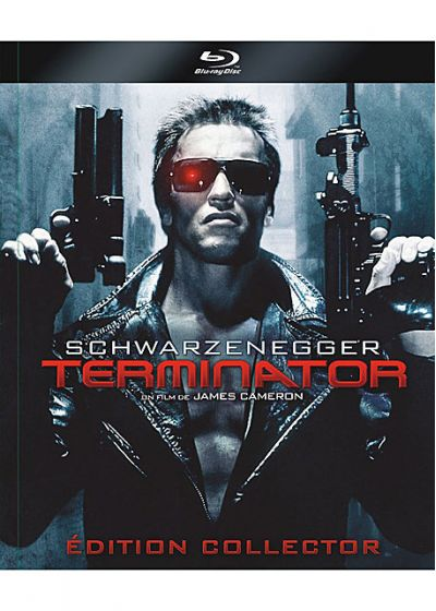 Terminator (Édition Digibook Collector + Livret) - Blu-ray