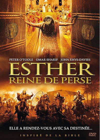 Esther, reine de Perse - DVD