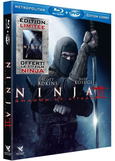 Ninja II : Shadow of a Tear (Combo Blu-ray + DVD) - Blu-ray