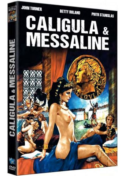 Caligula et Messaline - DVD