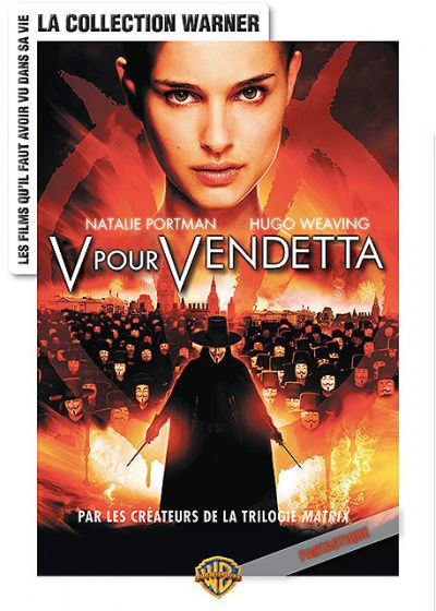 V pour Vendetta (WB Environmental) - DVD