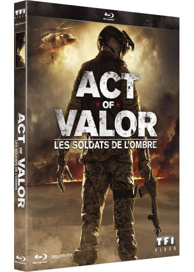 Act of Valor - Blu-ray