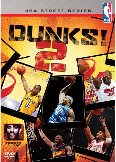 NBA Street Series : Dunks ! 2 - DVD