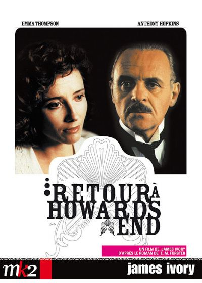 Retour à Howards End - DVD