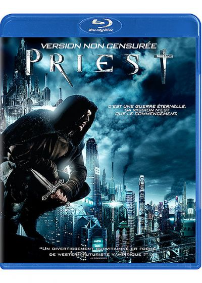 Priest (Non censuré) - Blu-ray