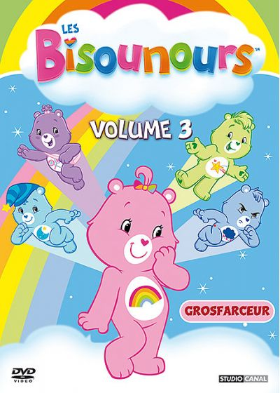 Les Bisounours - Volume 3 - DVD