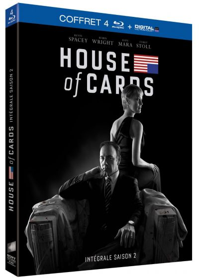 House of Cards - Saison 2 - Blu-ray