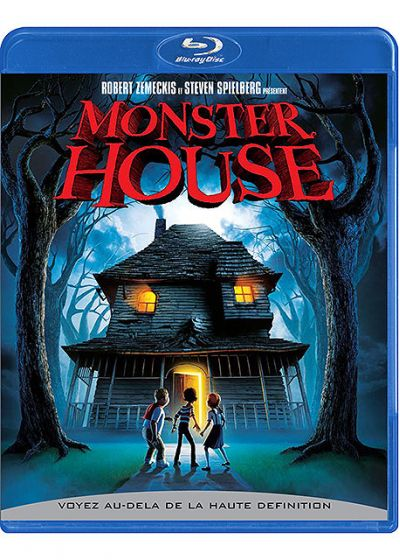 Monster House - Blu-ray
