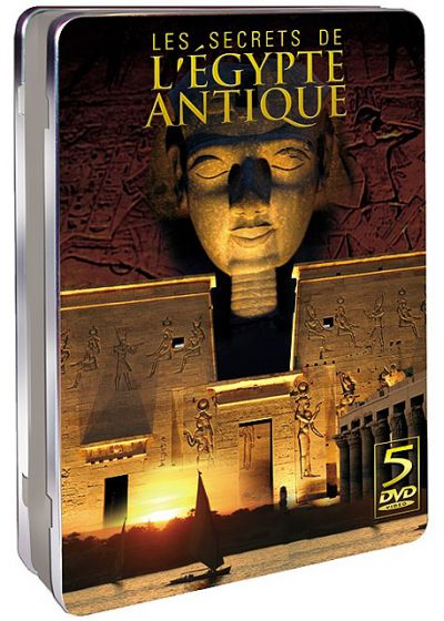 Les Secrets de l'Egypte antique - DVD