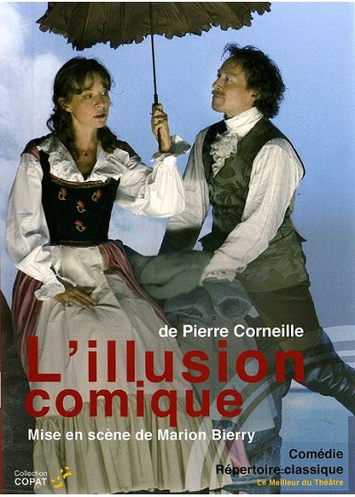 L'Illusion comique de Pierre Corneille - DVD