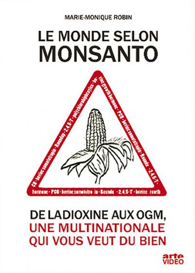 Le Monde selon Monsanto - DVD
