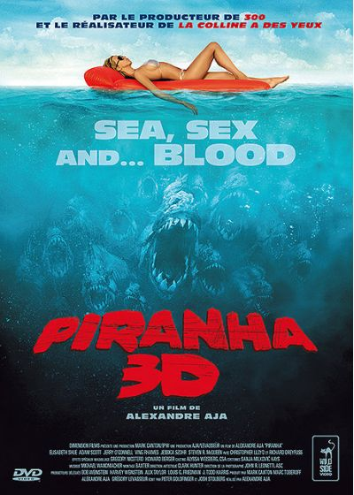 Piranha (Édition Collector - Version 3-D) - DVD