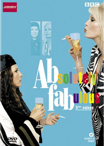 Absolutely Fabulous - Saison 5 - DVD