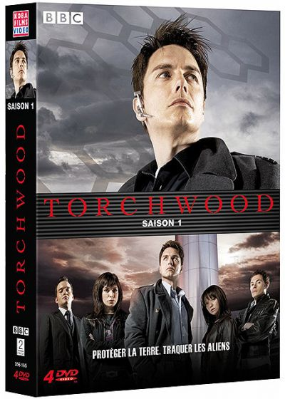 Torchwood - Saison 1 - DVD