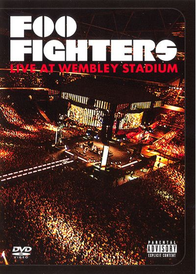 Foo Fighters - Live at Wembley Stadium - DVD