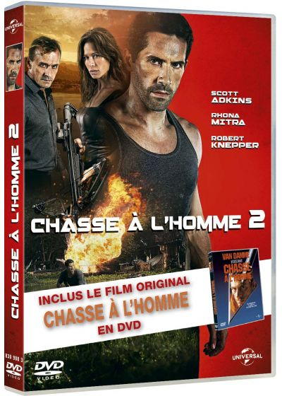 Chasse à l'homme 2 - DVD