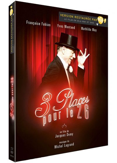 3 places pour le 26 (Édition Digibook Collector Blu-ray + DVD) - Blu-ray
