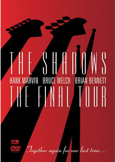 The Shadows - The Final Tour, Together Again For One Last Time... - DVD