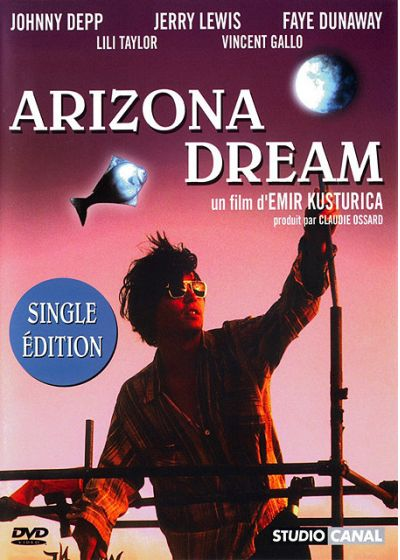 Arizona Dream (Édition Single) - DVD