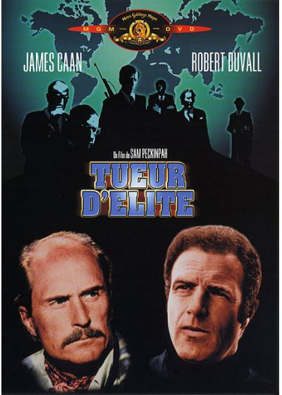 The Killer Elite (Tueur d'élite) - DVD