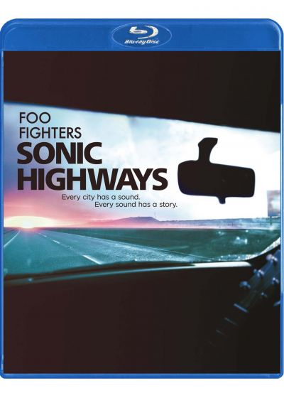 Foo Fighters - Blu-ray