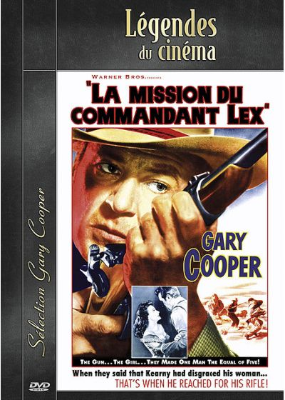 La Mission du Commandant Lex - DVD