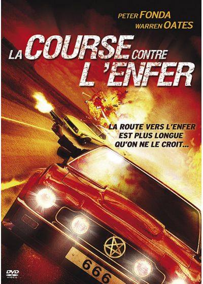 Course contre l'enfer - DVD