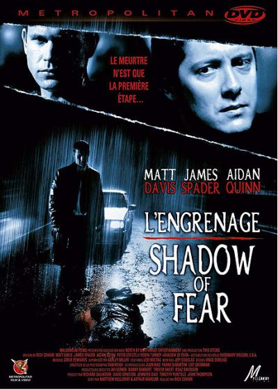 Shadow of Fear - L'engrenage - DVD
