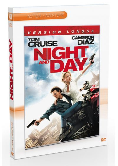 Night and Day (Version Longue) - DVD
