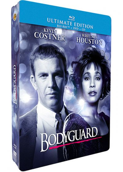 Bodyguard (Ultimate Edition - Blu-ray + DVD + CD bande originale) - Blu-ray