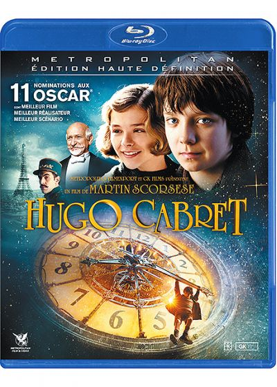 Hugo Cabret - Blu-ray