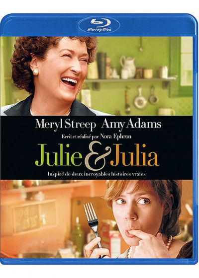 Julie & Julia - Blu-ray