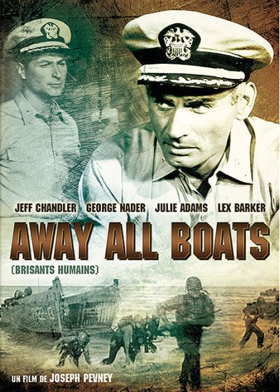 Away All Boats (Brisants humains) - DVD