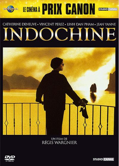 Indochine - DVD