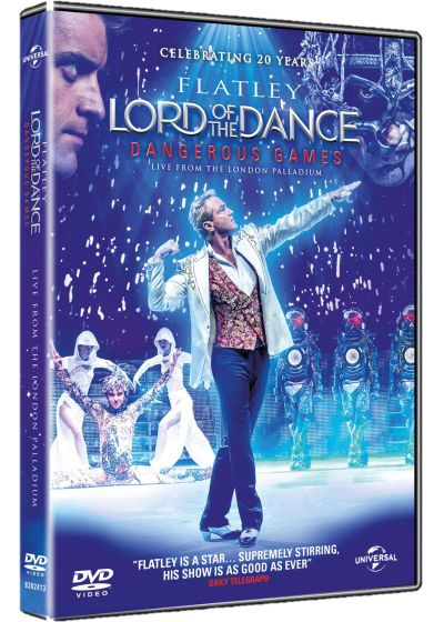 Lord of the Dance: Dangerous Games - DVD