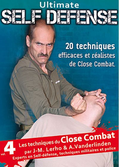 Ultimate self défense - Vol. 4 : Close Combat - DVD