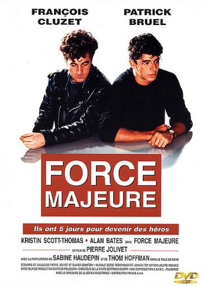 Force majeure - DVD