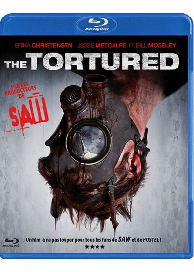 The Tortured - Blu-ray